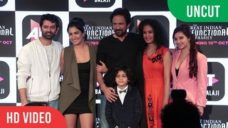 UNCUT  - ALTBalaji The Great Indian Dysfunctional Family | Official Trailer Launch | Kay Kay Menon