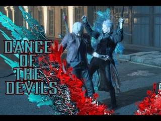 Devil May Cry 5 - Dance of the devils