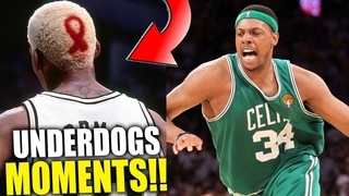 THESE *NBA UNDERDOGS PLAYS* ARE INSANE!   NBA Highlights Today