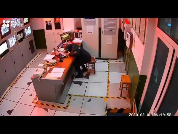 Коронавирус В полицейском участке