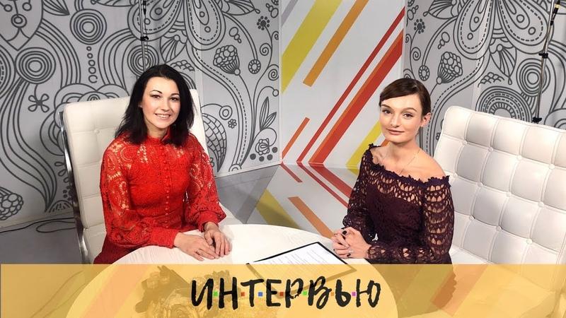 Интервью Креативный макияж Ирина Копаченко креативный визажист