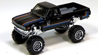Building a Lifted Working Suspension for your Hot Wheels or Matchbox vehicle