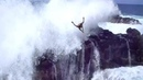 Queen's Bath Cliff Wave Explosions - Kauai, Hawaii   RUSHFALL