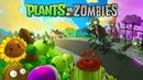 Plants vs Zombies ► Растения против Зомби 1