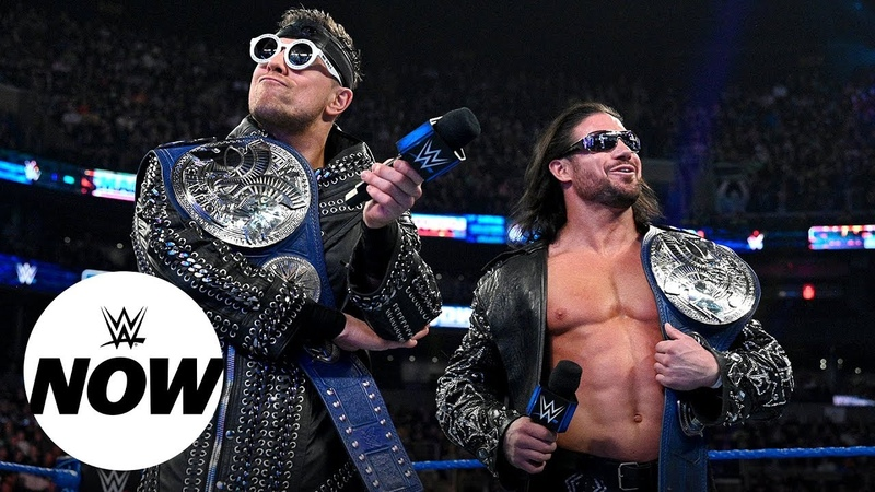 4 things you need to know before Friday Night SmackDown WWE Now March 6 2020