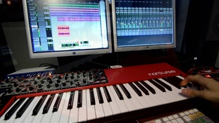Shakatak - Nightbirds  (Cover) recorded from scratch (protools 8LE)