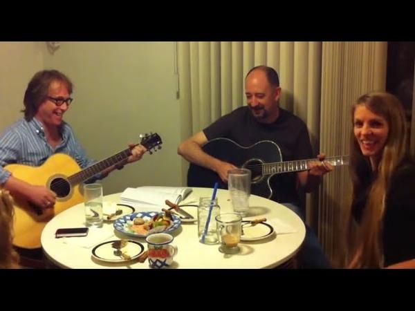 Bill Mumy, Circe Link, Christian Nesmith - If I Needed Someone (The Beatles)