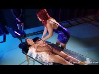 Molly Stewart, LaSirena69 - Squirting Out The Truth. Porn|Порно|Сквирт|Большие сиськи|Лесбийский секс|Рыжие|Лесбиянки|Куни