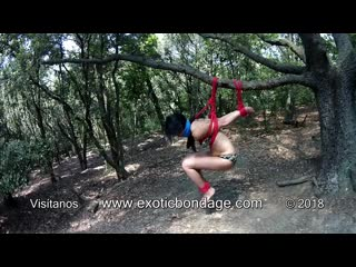 Outdoor bondage - experimento
