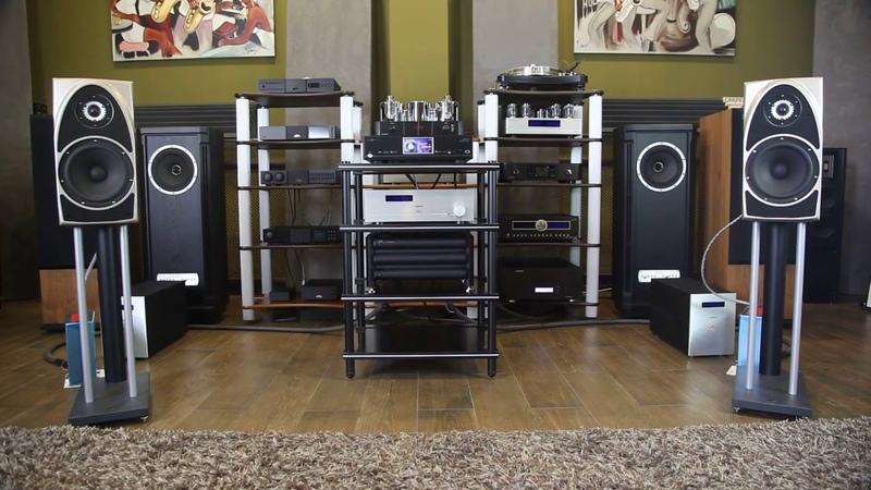 Американская мечта. Cary Audio DMS-550