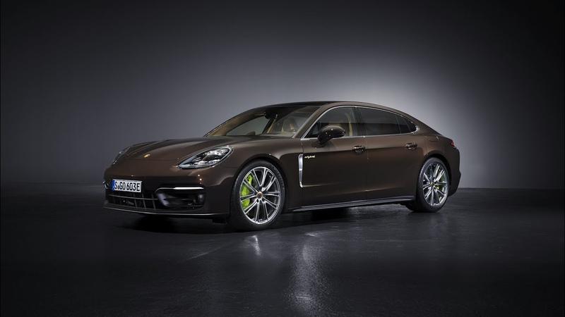 Porsche Panamera 4S E-Hybrid Executive