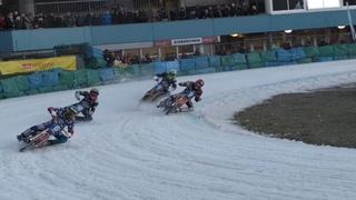 47. Eisspeedway Berlin 2020   FIM Ice Speedway of Nations World Championship  Day 2 + Final