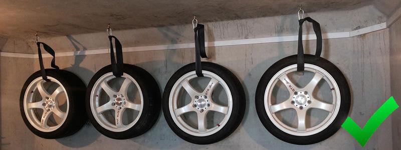 Правильное хранение шин., изображение №2