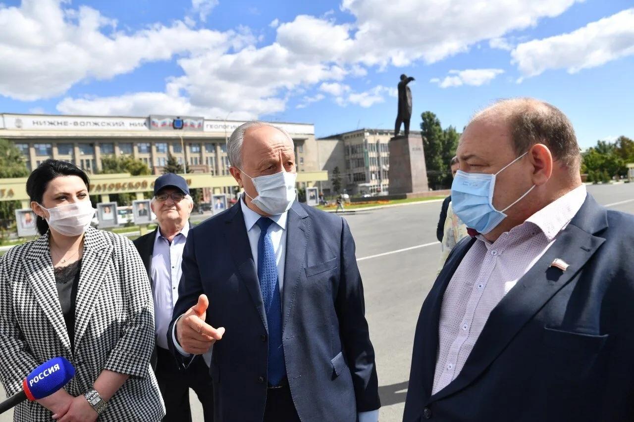 Петровская районная больница получила современный мобильный медицинский комплекс