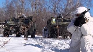 Операция в тылу «террористов»: спецназ ВВО провел учения в Хабаровском крае