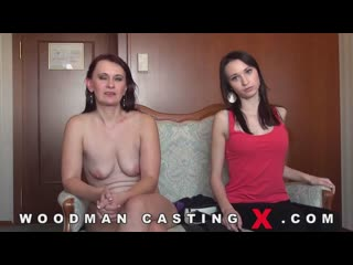 Nataly Cherie - WoodmanCastingX, casting anal porno,шкура, инцест, incest, mom, dad, мамка, сквирт