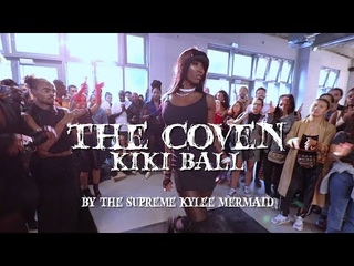 LSS at The Coven Kiki Ball