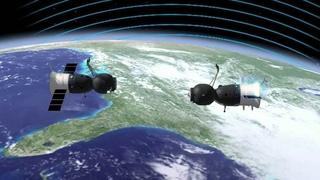 Ровно 50 лет назад произошла первая вистории стыковка двух кораблей наоколоземной орбите. Новости. Первый канал