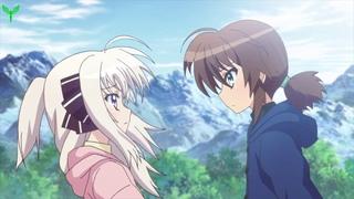 Vivid Strike: Fuuka & Rinne (Still worth fighting for) AMV
