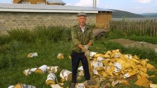 Сурковская пропаганда: Прошелся с камерой по деревне