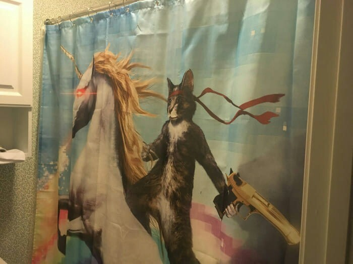 Топ штор для ванных комнат)