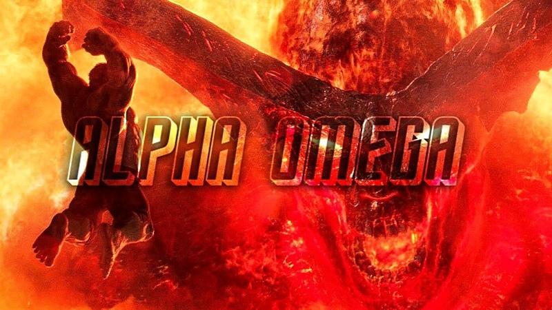 Marvel Alpha Omega MGK