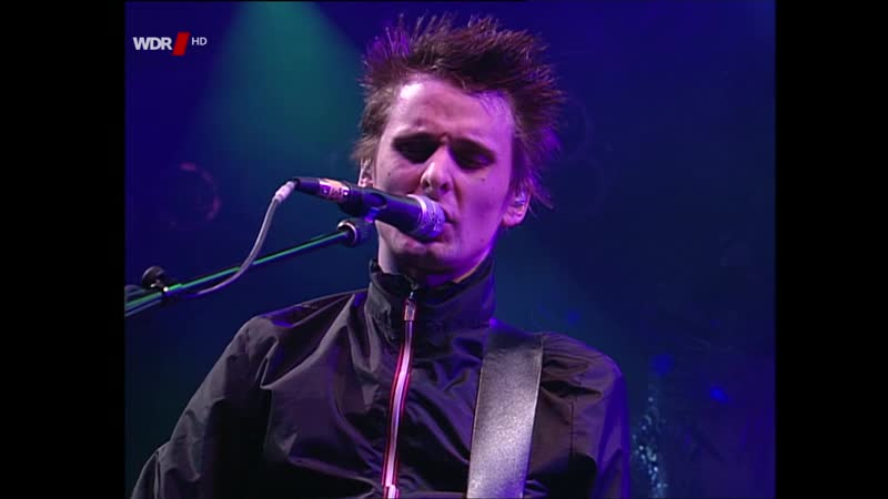 Muse - Live at Philipshalle, Germany, 15/04/2001(Remastered)