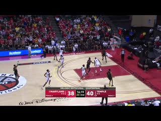 NCAAB 20191128 (5) Maryland vs. Temple
