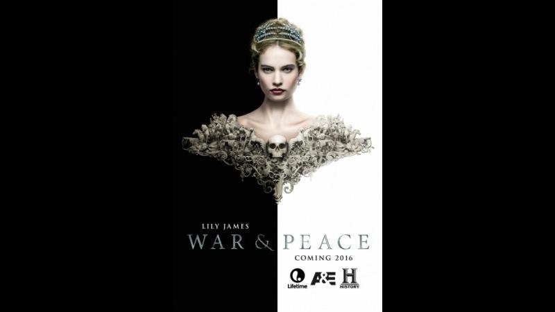 Война и мир (2016, сериал, 1 сезон) — смотреть онлайн — КиноПоиск
