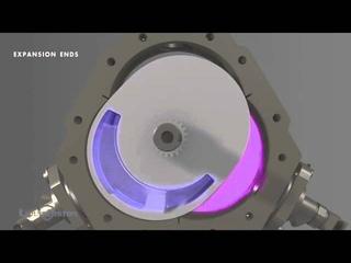 How It Works  LiquidPiston X Engine