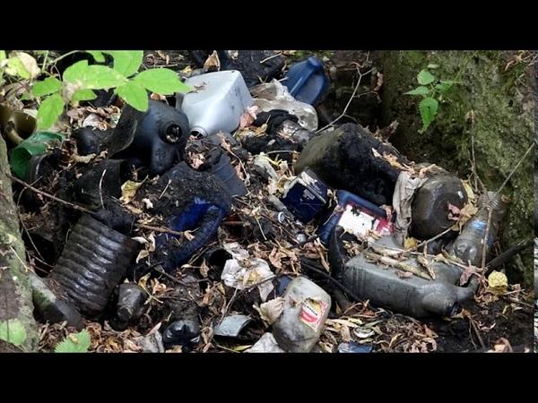 Экологическая катастрофа грозит городу Берегите ПРИРОДУ Экологическая проблема Козловка осень 2020