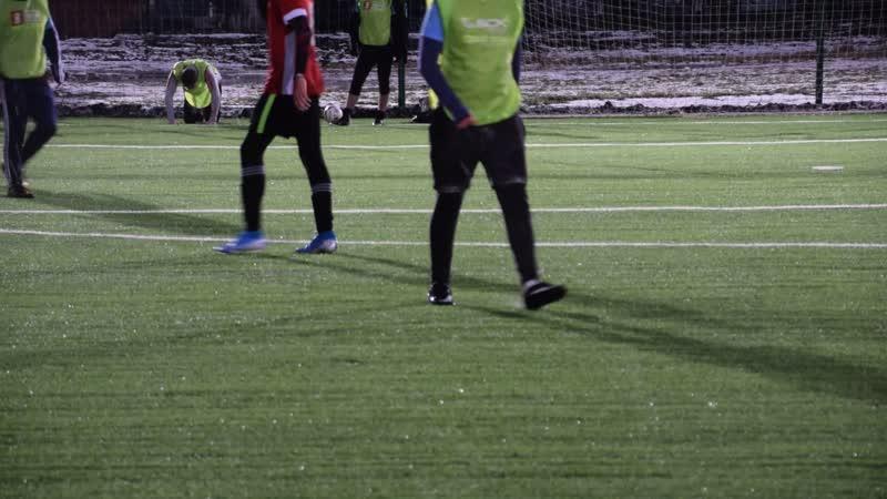 ФК Белар Атлетико Кукунейро 2 тайм 4 ч.