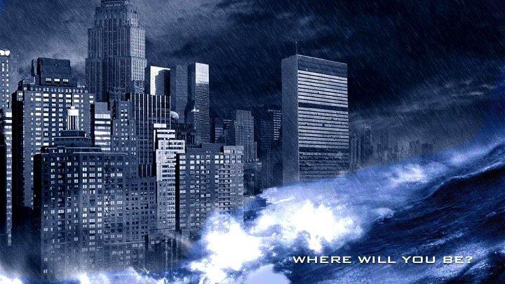 Столкновение с бездной HD фантастика боевик триллер драма 1998