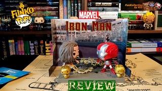 Распаковка |UNBOX| Funko Pop! Marvel first ten year collector corps
