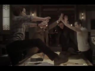 Cockles | Misha Collins | Jensen Ackles | V I N E