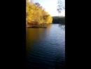 речка Казанка встречается с голубым потоком