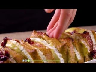 Запеченный Хлеб С Начинкой_ 3 Вкуснейших Рецепта