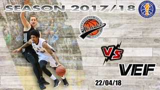 Avtodor Best Games | VTB League 2017-18 | Avtodor vs. VEF 22-04-2018