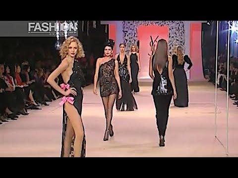 YVES SAINT LAURENT History 1962 2002 Haute Couture mute Paris Fashion Channel