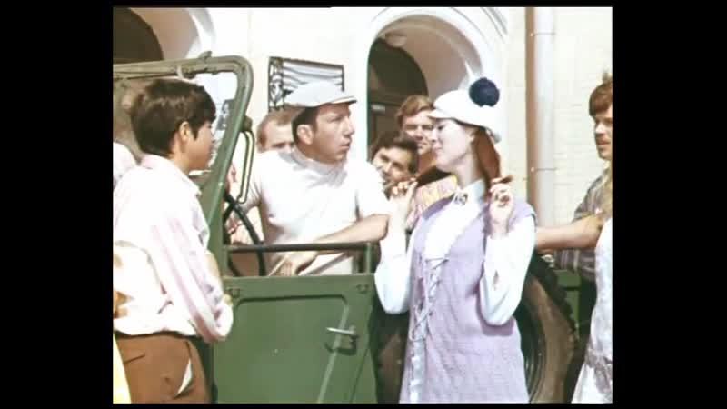 Смеханические приключения Тарапуньки и Штепселя 1971 С Крамаров