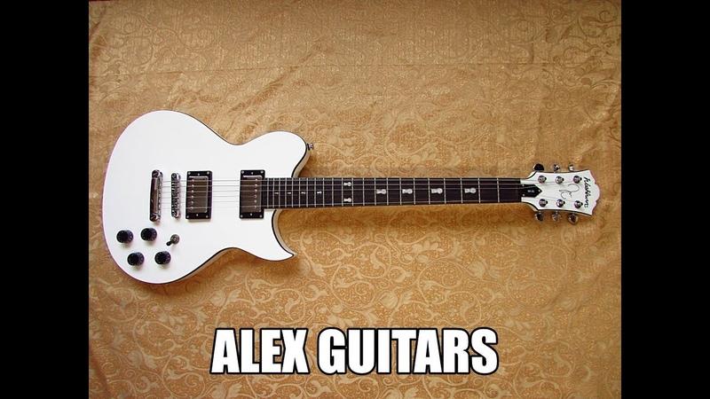 Washburn WI 26 Joe Trohman Idol Обзор работоспособности Alex Guitars