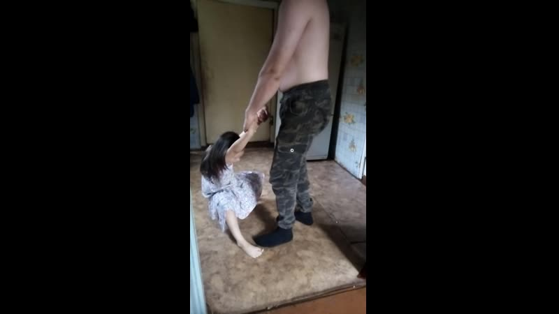 Танцуем с любимым папочкой