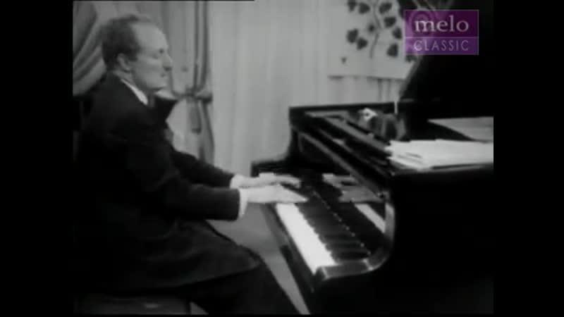 Debussy - Prélude Ce qu'a vu le vent d'ouest (Pierre Sancan)