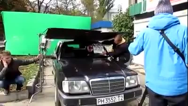 Видео со съёмок сериала Пёс 5 сезон