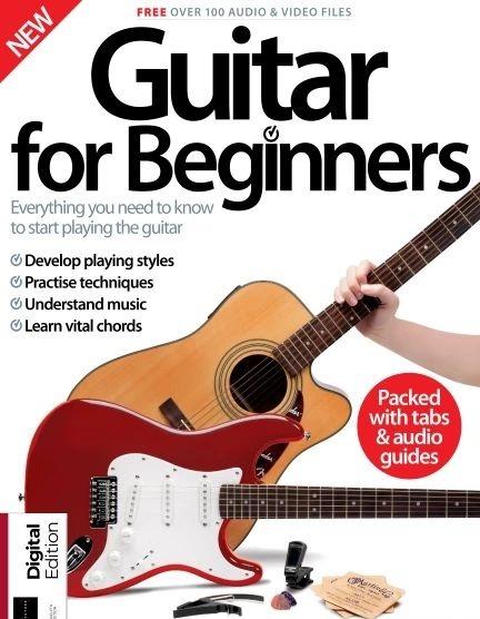 guitar for beginners 12ed 2018
