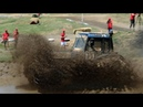 Грязь и рев моторов в Ростовской области прошли гонки на тракторах…