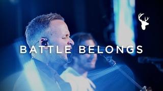 Battle Belongs - Brian Johnson | Moment