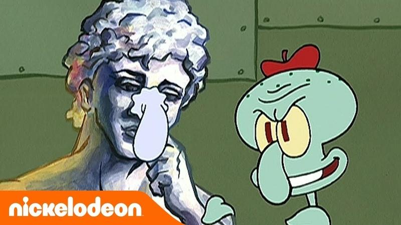 Губка Боб Квадратные Штаны 2 сезон 18 серия Nickelodeon Россия
