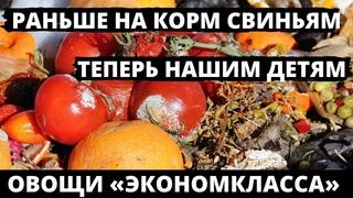Чем кормят россиян? Гнилая картошка...