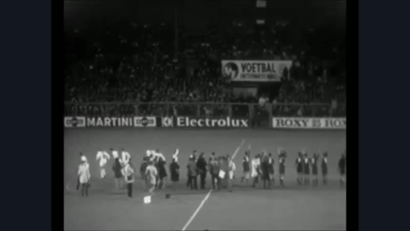 Аякс Атлетико Мадрид Ответный матч 1 2 финала КЕЧ 1970 1971